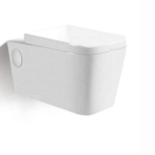 Wholesale price good qality washdown ceramic wall hung wc toilet