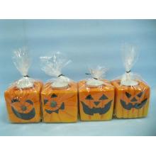 Artisanat en céramique en forme de bougie de Halloween (LOE2372-E7z)