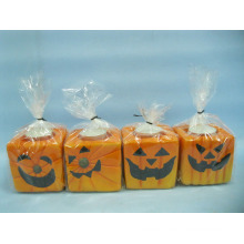 Halloween Candle Shape Ceramic Crafts (LOE2372-E7z)