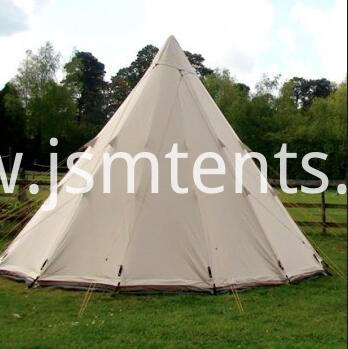 Tipi/Lavvu - Canvas tents