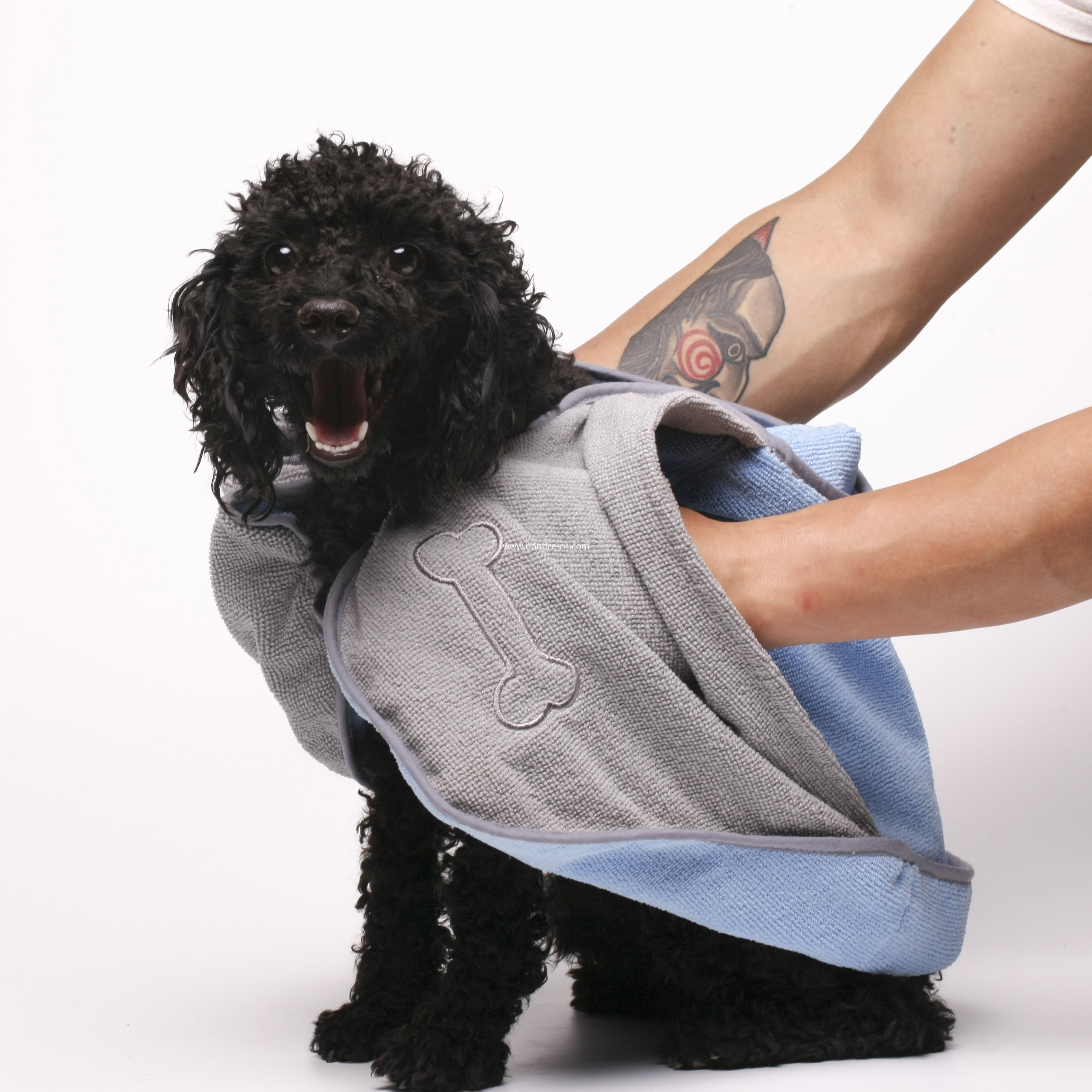 Pets Drying Towel With Details (3)