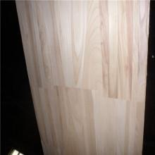 Tablero común del dedo de Paulownia para el marco de la foto