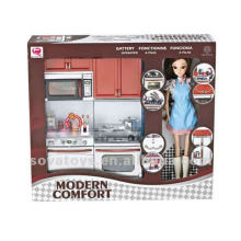 2012 Hot Selling kids kitchen set toy