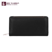 Хек длинные кошельки путешествия владельца паспорта Многофункциональный бумажник для женщины