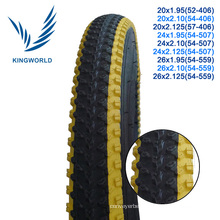 Seamless Colour Shoulder Bicycle Tire