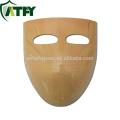 Máscara a prueba de balas del ejército Escudo balístico de Kevlar Aramid, mitad cara