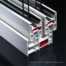 Perfil de ventana de pvc-u