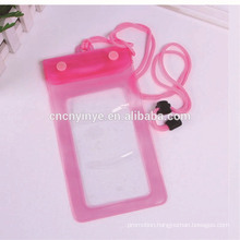 high quality promotional cute plastic pvc waterproof bag