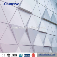 Professional Manufacturer PVDF Coating Aluminum Plate Composite Panel ACM ACP