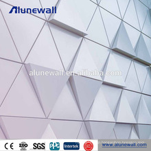 Nano-pvdf acp colorful aluminum composite panel price
