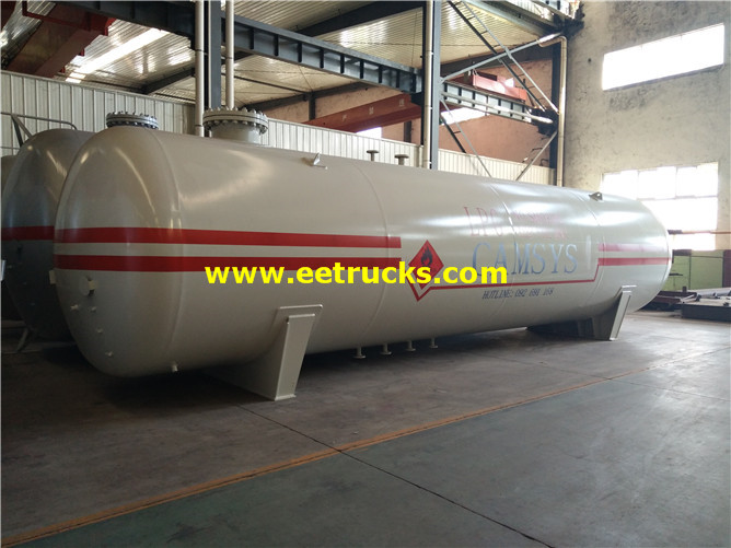 18MT Horizontal Ammonia Storage Tanks