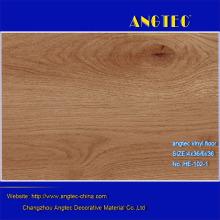 Revêtement de sol PVC imperméable à l'eau Revêtement de sol en PVC