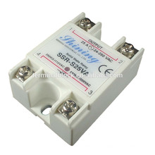 SSR-S25VA 25A VR to AC Adjustable Omron Fotek Type Relay SSR