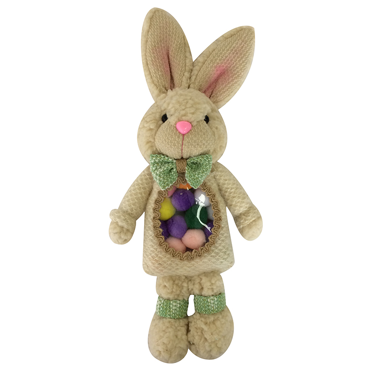 Easter Stuffed Bunny Animal Doll