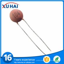 104 Condensateur en céramique basse tension