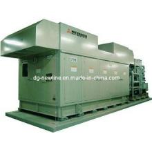 Ensemble de générateur de gaz système Mitsubishi Gas CHP (315kw-1500kw)