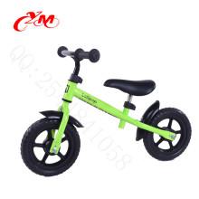 Alibaba Großverkauf der Fabrik drücken entlang Fahrrad / 2 Radfahrräder für Kleinkindmädchen / laufendes Fahrradkinderbalancenzyklus der hohen Qualität