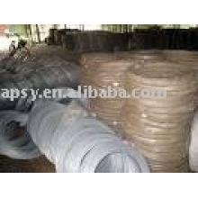 alambre de hierro galvanizado / alambre de hierro electro galvanizado