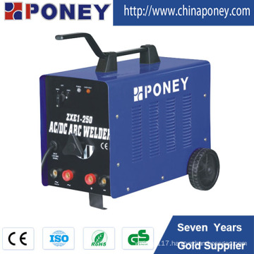 AC/DC Arc Welder Aluminum Coiled Zxe1 Welding Machinery