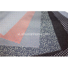 80% polyester vải cotton in 20%