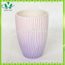 YSb40014-01-th Soporte de cepillo de dientes de baño de cerámica de yongsheng venta caliente
