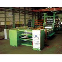 Rigid  semi rigid PVC film calendering line
