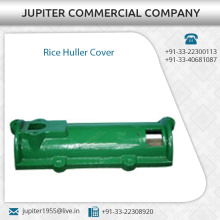 Rice Huller Cover Machine Part Available at Wholesale Price