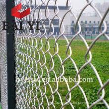 PVC Покрыл Толстый Провод Цепи Ссылка Забор