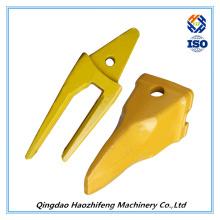 Kundenspezifische Eimer-Zähne durch Sand-Casting-Verarbeitung