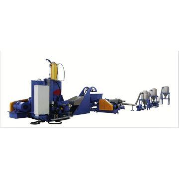 PP/PE plastic granulator machine
