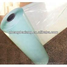 Película expansible de ensilaje PE para embalar fardos