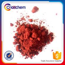 Óxido de ferro vermelho pigmentos inorgânicos Fe2o3 pó