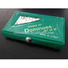 Mini Domino juego pvc set