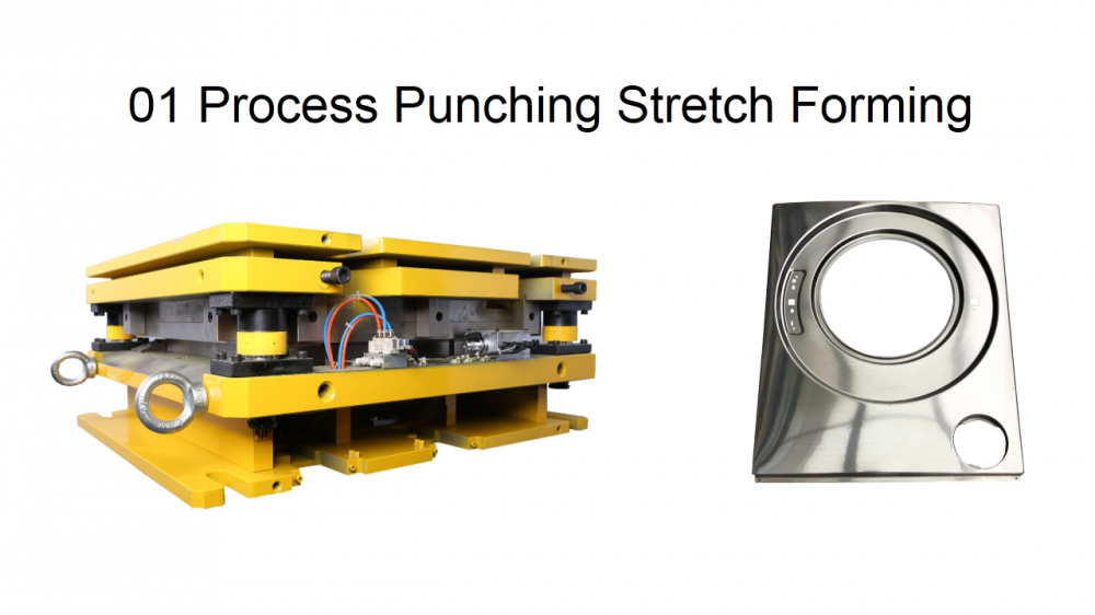 01punching Stretch Forming