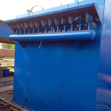 Cyclone Separator with Pulse Ejector