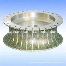 New Fashionable Stylish diamond glass cup grinding wheel
