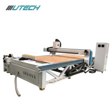 Advertising ATC CNC Router For Wood PVC Aluminum