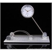 Hotel Aluminium Gift Clock (DZ33)