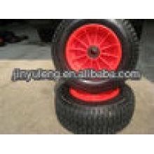 """16 """"x 6,50-8 резиновые колеса / шины для газонокосилки"""
