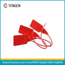 Joint de sécurité d'emballage en plastique type 10