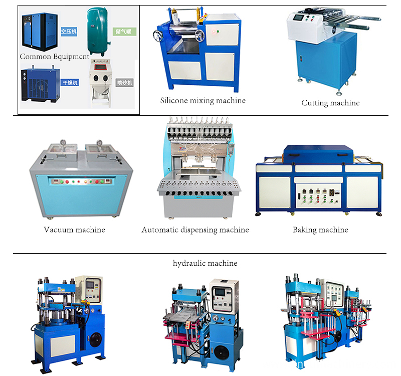 Silicone Products Production Line