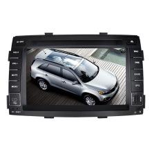 Andriod Reproductor de DVD de coche para KIA Sorento Navegación GPS