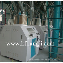200 Tons Per Day Wheat Flour Mill Equipments
