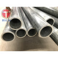 Cold Drawn Seamless Pipe Honed Tube Hydraulic Pipe