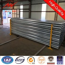 8m Electric Power Steel Utility Poles