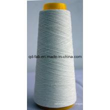 Fios de linho 100% para tecelagem e tricô