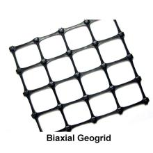 PP Biaxial Geogrid Exturded