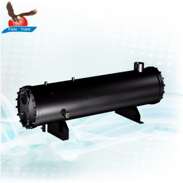 Water Chiller Spare Parts Stainless Steel Condenser