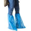 Funda de zapato de arranque larga desechable