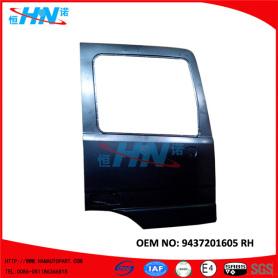 9437201605 Truck Steel Door For Mercedes Benz Trucks